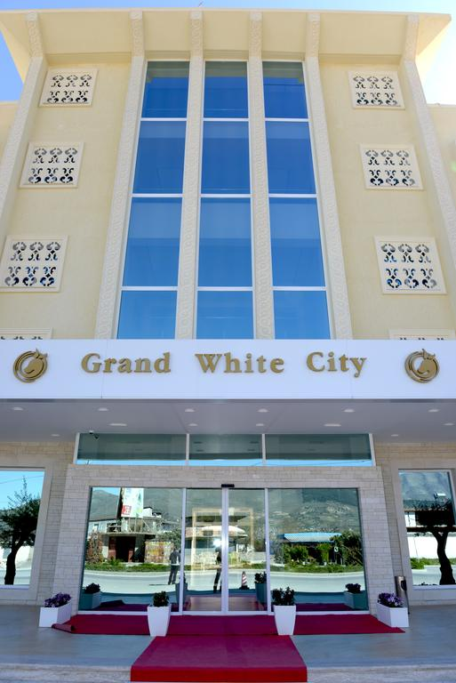 Grand White City Hotel Berat